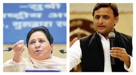 For jobs, peace and growth, voters weigh Akhilesh and Maya speeches