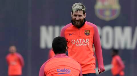 Lionel Messi looking to end scoring drought in El Clasico