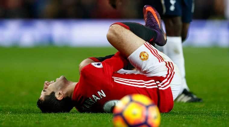 Manchester United, Man Utd, Man U, Henrik Mkhitaryan, Mkhitaryan, English Premier League, EPL, football news, sports news