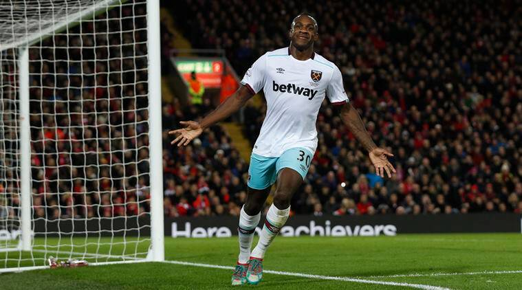 West Ham United, Michail Antonio, Mitcham United, Reading, London