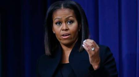 michelle obama, first lady, michelle obama indian american girl, michelle obama initiatives, michelle obama development, michelle obama selects indian american girl, world news