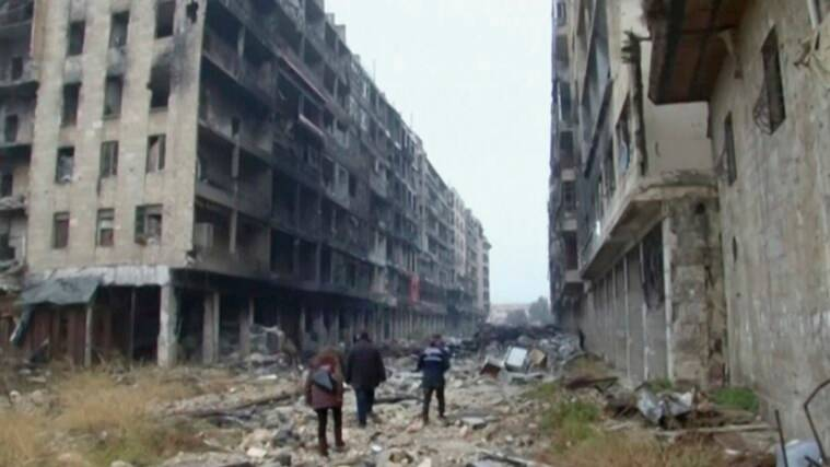 Aleppo, Syria news, Latest news, people missing from Aleppo, Syria news, latest news, India news, Syria rebels, aleppo rebels, War against ISIS, World news, International world news