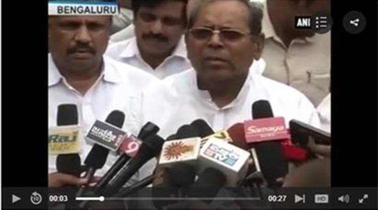 Sex scandal CD: Karnataka Minister resigns