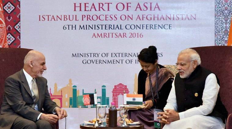 Resolute action needed against those sheltering terror forces: PM Modi at Heart of Asia conference