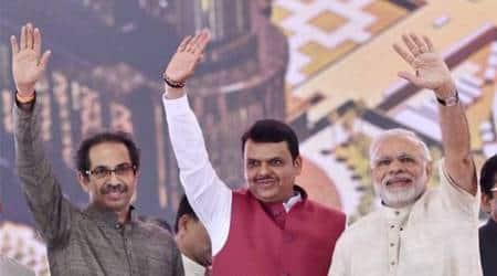 civic polls, maharashtra civic polls, mumbai, bjp, bjp wins civic polls, civic polls in maharashtra, bjp wins, congress, shiv sena
