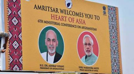 PM Modi, Afghan President Ghani to reach Amritsar Saturday evening, likely to holdtalks