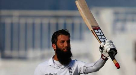 India vs England: Moeen Ali leads visitor's fight for pride