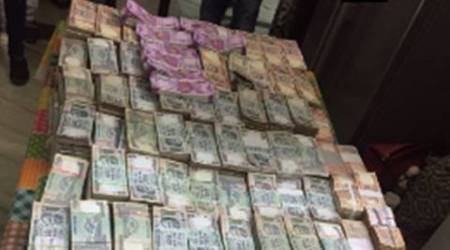 Chennai: IT officials seize demonetised notes worth Rs 10crore