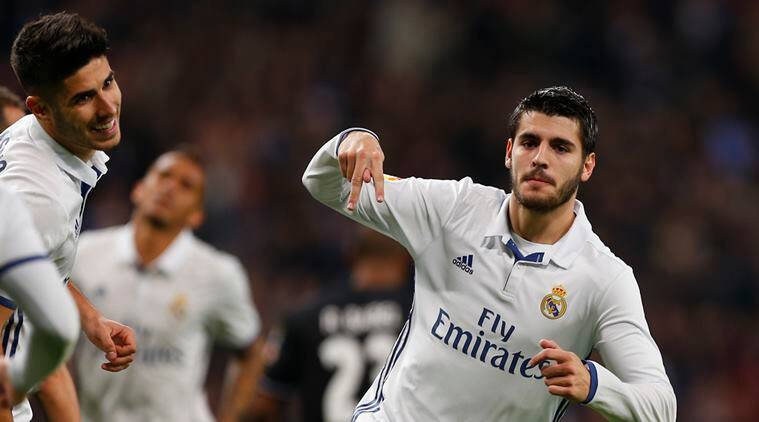 manchester united, manchester united transfers, alvaro morata transfer news, morata, alvaro morata, football news, sports news, indian express