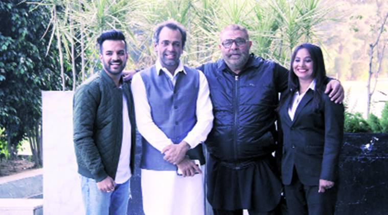 Punjabi film, Motor Mitraan di, Motor Mitraan di director, Punjabi film Motor mitraan di, director Amitoj Mann, Amitoj Mann, Chandigarh, India, Indian Express