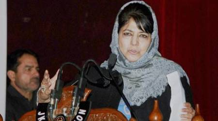 Implementing agenda of alliance only solution to woes: MehboobaMufti