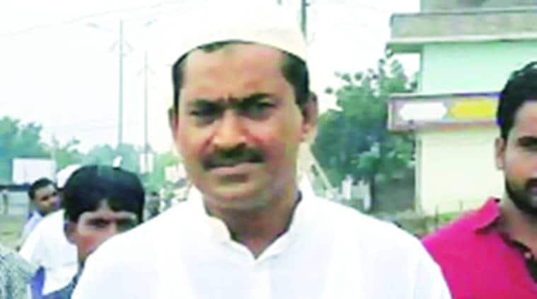 Mujeeb Jahagirdar Ansari, ashok chavan, chavan, maharashtra local body elections, former cm ashok chavan, independent Mujeeb Jahagirdar Ansari, maharashtra news, indian express, india news