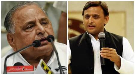 samajwadi party, mulayam sigh yadav, cycle symbol, election commission, Lok Dal, UP polls, UP elections, elections 2017, assembly elections, Uttar Pradesh news, Uttar Pradesh latest, India news, Uttar Pradesh election race, Latest news, national news