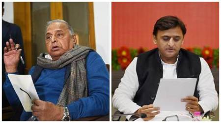 Two days after ousting Mulayam Singh, Akhilesh Yadav meets him for 3hours