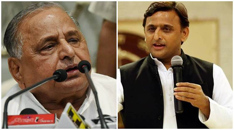 Mulayam Singh Yadav, Akhilesh Yadav, Samajwadi Party, SP feud, sp infighting, samajwadi party news, latest news, latest up news, up elections, uttar pradesh elections, up polls, up latest polls, india news