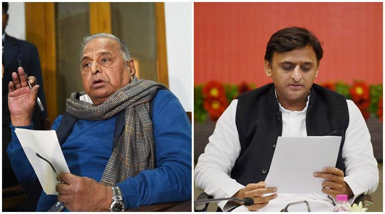 uttar pradesh elections, UP polls, akhilesh yadav, mulayam singh yadav, yadav politics, cycle symbol, akhilesh gets cycle, election commission, elections 2017, 2017 elections, ECI, indian express news, india news, indian express column