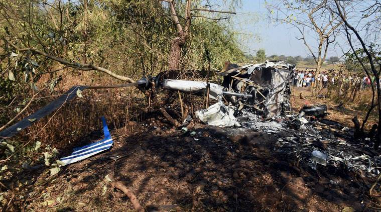 mumbai, mumbai helicopter, mumbai helicopter crash, helicopter crash, goregaon, goregaon helicopter crash, mumbai news, maharashtra news, india news, indian express