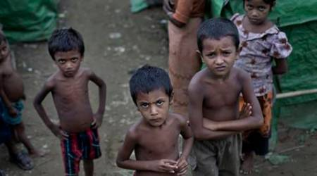 Rohingya crisis, Rohingya refugees, Rohingya muslims, Rohingya muslims in Myanmar, Rohingya refugees return to Myanmar, Myanmar anti-insurgency operations, Myanmar news, world news, latest news, indian express