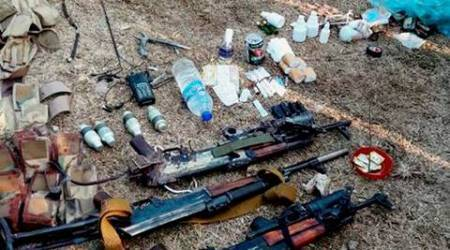 Silencer-fitted weapon used in attack on Army camp inNagrota