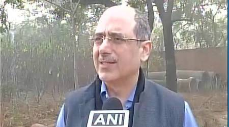 BJP spokesperson Nalin Kohli made NADA panel vice-chairman