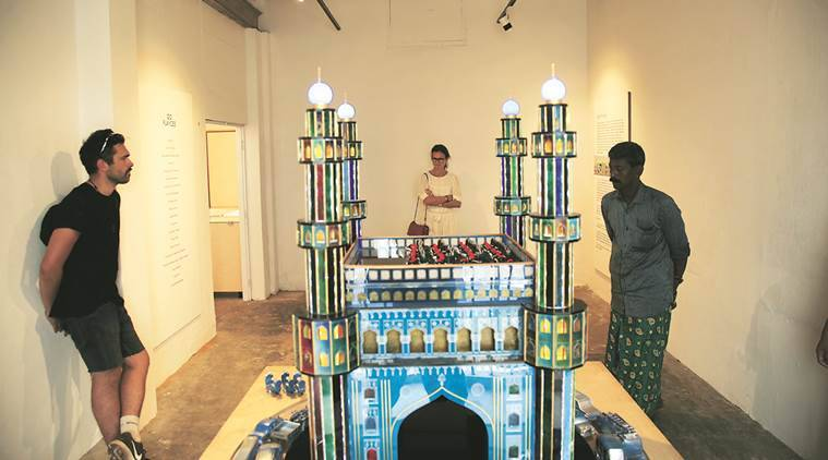Kochi-Muziris Biennale 2016, Orijit Sen, yielded the Koh-i-noor, Onomatopoeia, Sergio Chejfec, Baroni,  Charles Avery, Voldemars Johansons , latest news, India news, National news