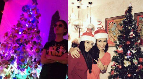south indian stars celebrate christmas