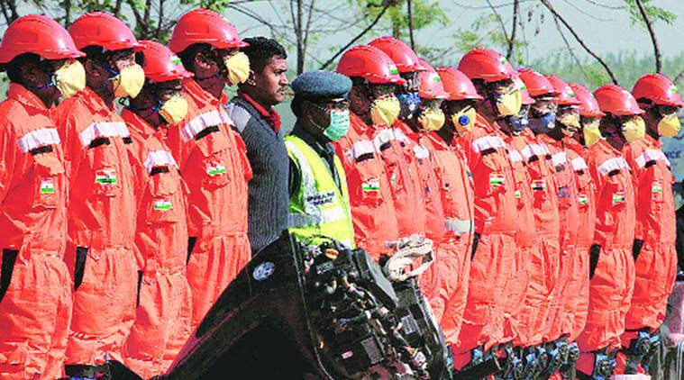 100 NDRF teams deployed in 71 locations across country to deal with floods