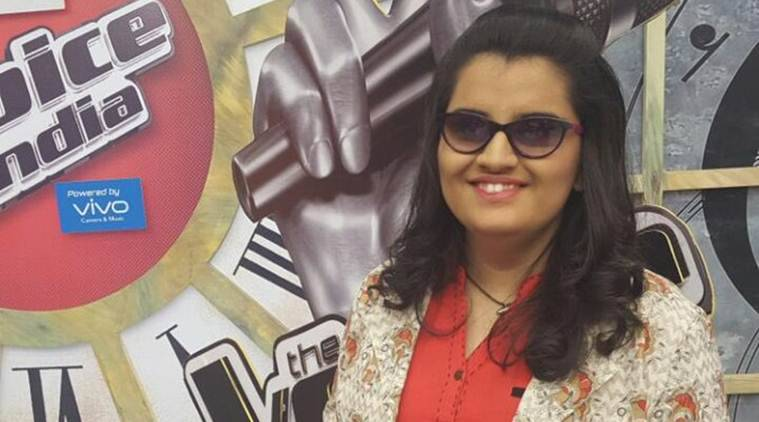 The Voice India Season 2, The Voice India auditions, Neha Bhanushali, Neha Bhanushali the voice india, visually challenged girl, visually challenged girl the voice india