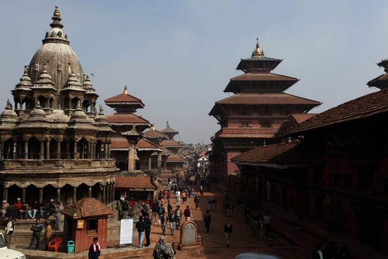 Patan in Kathmandu.