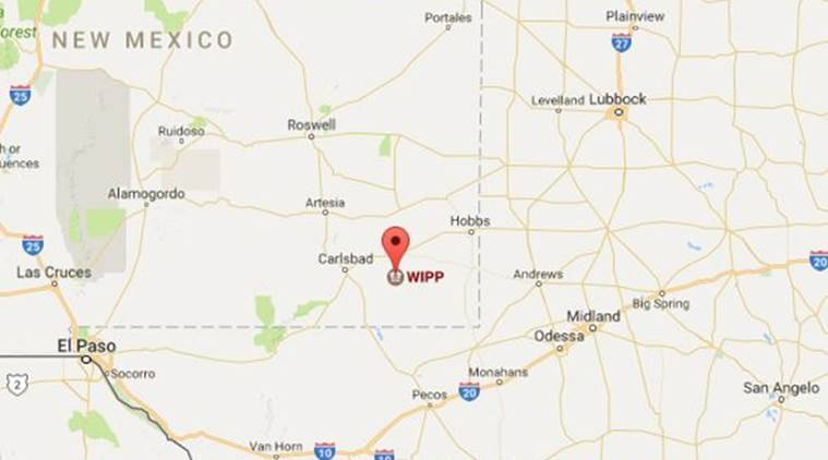 nuclear waste site, Mexico nuclear, nuclear waste, new mexico nuclear waste site,US Energy Department, news, latest news, Waste Isolation Pilot Plant, world news, international news