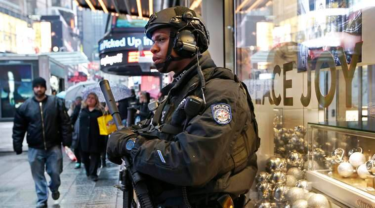 new york, new york safety measures, new year eve security, new york security, new york news, world news