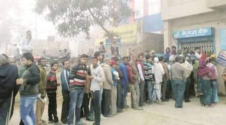 Demonetisation crisis: A day in the life of Dheeraj Kumar, senior manager, Canara Bank
