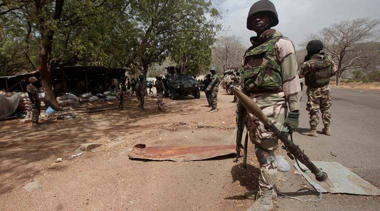 boko haram, nigeria, nigerian soldiers, Sambisa forest , Boko Haram militants, world news, latest news
