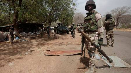 Nigerian army raids United Nations compound in search for Boko Haram members