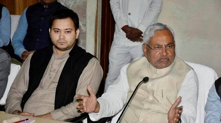 Nitish Kumar, bihar CM Nitish kumar, bihar chief minister, election commission , election commission proposal, amendment, election funds, elections donations, india news, indian express news