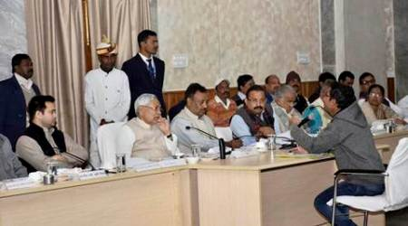Will give point-by-point analysis of note ban after December 30: NitishKumar