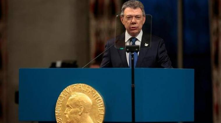 Colombia, Colombia murders, Colombia peace campaigner murder, Colombia killings,President Juan Manuel Santos, Revolutionary Armed Forces of Colombia (FARC), world news, indian express news