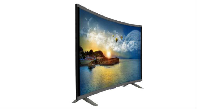 0b63ec6d1 Noble Skiodo launches 32CRV32P01 curved TV at Rs 15
