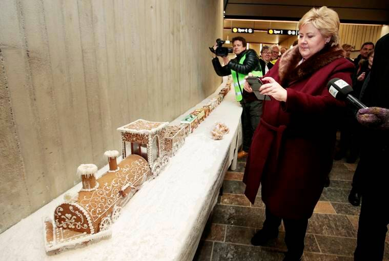 Christmas, christmas 2016, gingerbread, gingerbread houses, best gingerbread houses, 2016 best gingerbread houses, gingerbread history, christmas gingerbread origin, christmas food, christmas tradition, lifestyle news, latest news, indian express