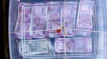 Contractor 'close to ministers', aides raided in Chennai; Rs 170 cr cashseized