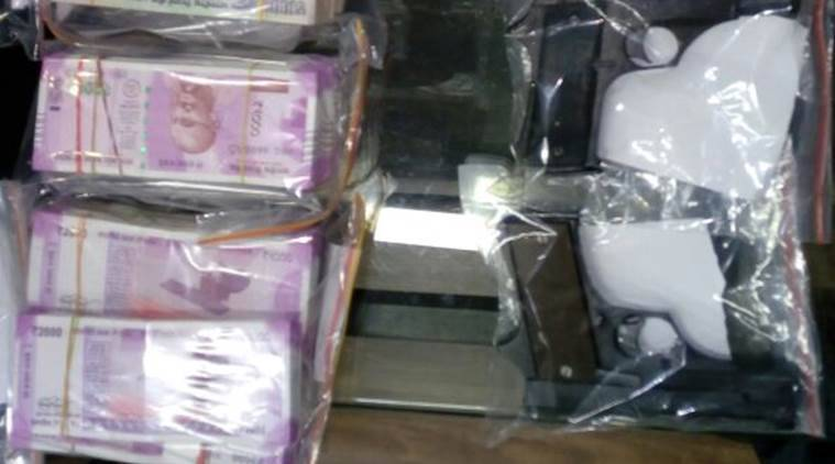 BJP leader arrested for illegally trying to exchange old notes
