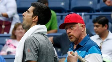 Djokovic didn;t work hard in latter 2016: Becker