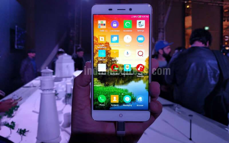 ZTE Nubia N1, Nubia N1, Nubia N1 smartphone, Nubia N1 Android smartphone, Nubia N1 price in India, Nubia N1 vs Redmi Note 3, Nubia N1 vs Moto G4 Pro, smartphones, Android, technology, technology news