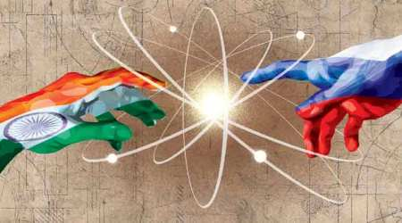 russia nuclear reactor project, russia invites india, fast-neutron reactor project, rosatom, mbir, international research cente, tech news, science news, latest news, indian express