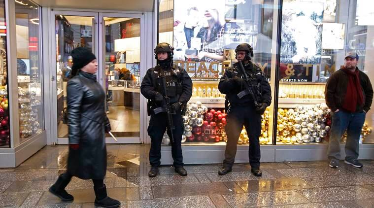 new york, new york truck attack, new years eve preparation, new york new year celebration, times square security, new york safety measures, new year eve security, new york security, new york news, world news
