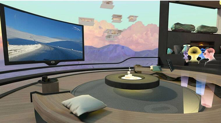Oculus, Oculus Rooms, Oculus Parties,  chat rooms, Samsung Gear VR, virtual reality, Oculus chat rooms, VR headset, technology, technology news