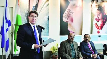 israel, Israel's Minister of Science & Technology, Ofir Akunis, Start-up Nation, start up, indian start up, indian express news, india news, companies