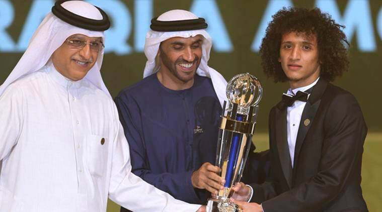 Omar Abdulrahman, Abdulrahman, uae football, afc football, afc player of the year, Omar Abdulrahman afc, football news, football