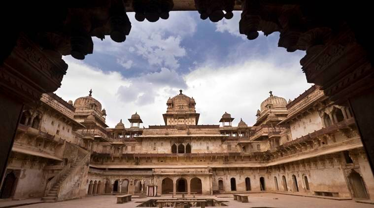 madhya pradesh, madhya pradesh travel, gwalior travel, orchha travel, Jahangir Mahal, khajuraho travel, budget travel in india, india tourism, lifestyle news, latest news, express news, sunday express,