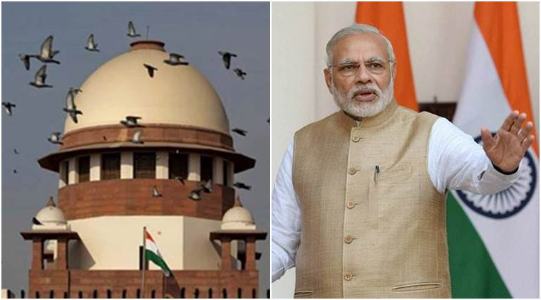 year ender, government, Supreme court, Government-Supreme court, Government and SC, government vs Supreme court, govt-SC tussle, india news, indian express news